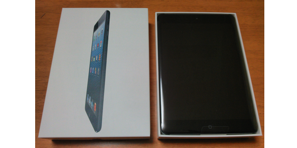 ipad mini32GBブラック