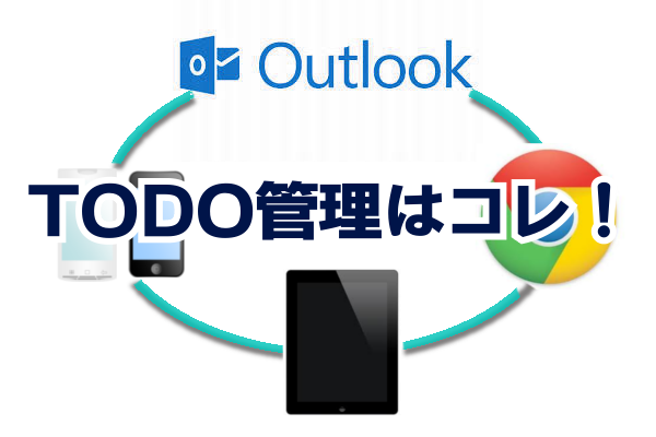 outlookとのタスク同期