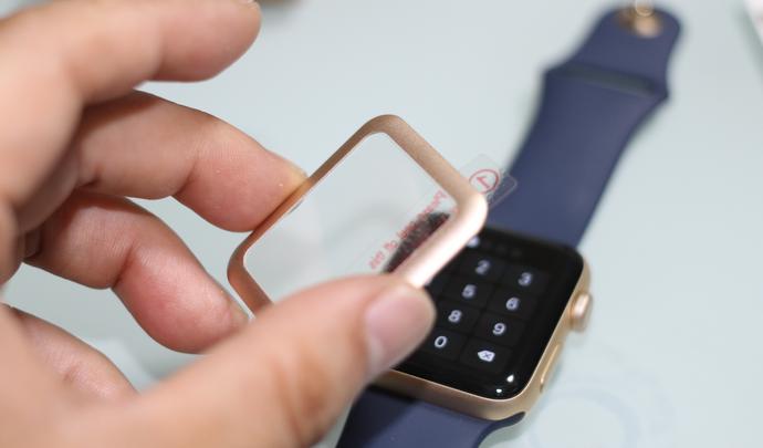 Apple Watch保護ガラスフィルム
