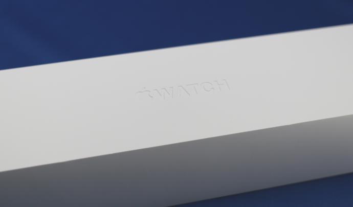applewatch4パッケージ