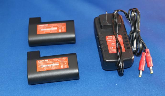 e-heatバッテリー