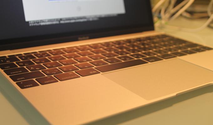 Macbookキーボードレビュー